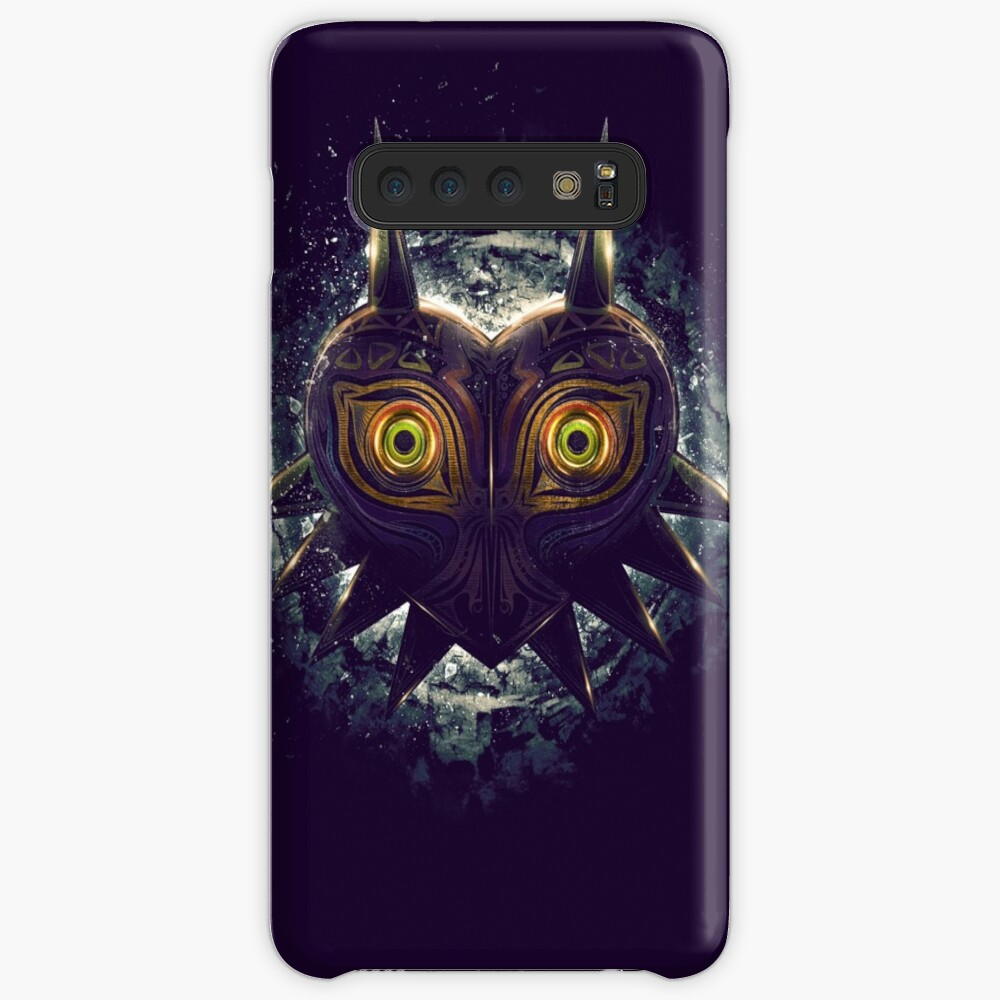 The Epic Evil of Majora's Mask Case & Skin for Samsung Galaxy