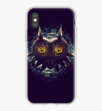 The Epic Evil of Majora's Mask iPhone Case