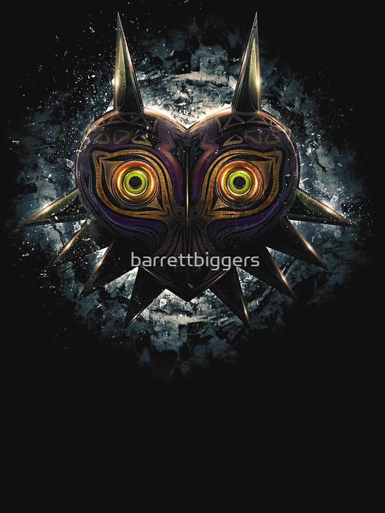 The Epic Evil of Majora's Mask de barrettbiggers