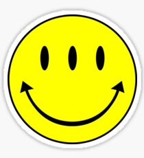 Transmetropolitan logo Sticker