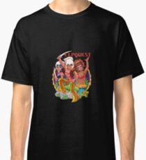 Camiseta clásica Trio clásico 1978