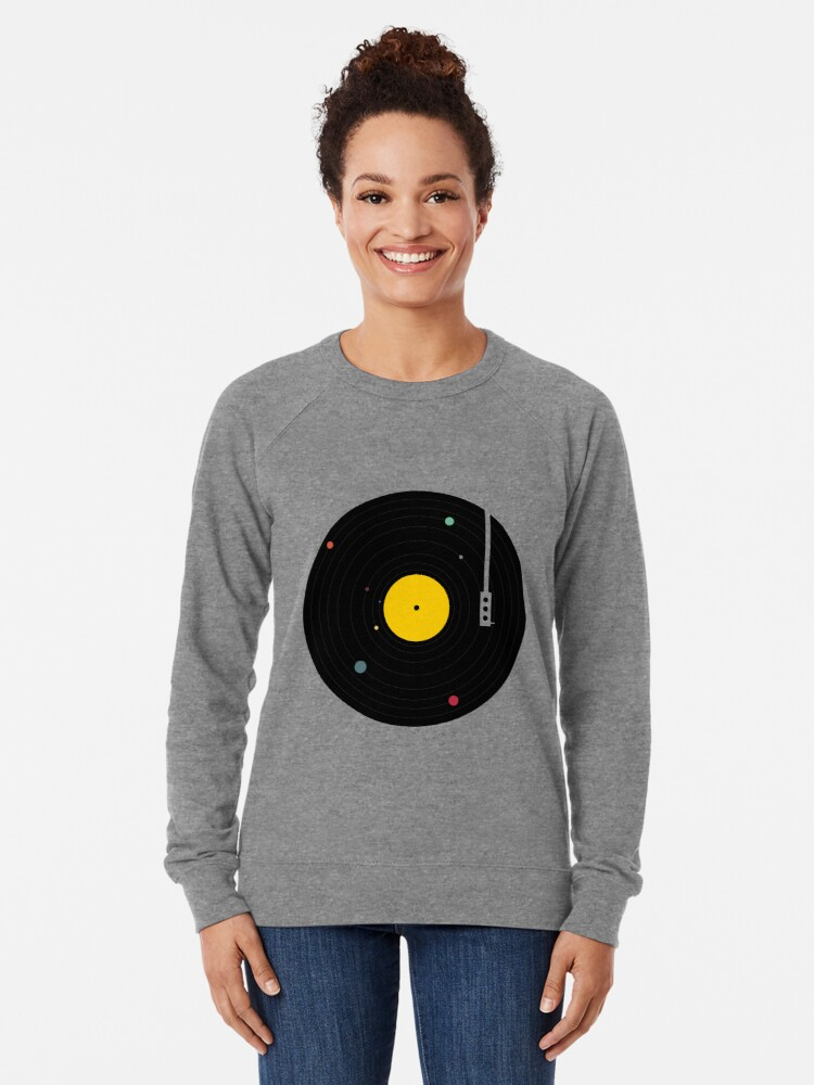 Alternate view of Music Everywhere Lightweight Sweatshirt