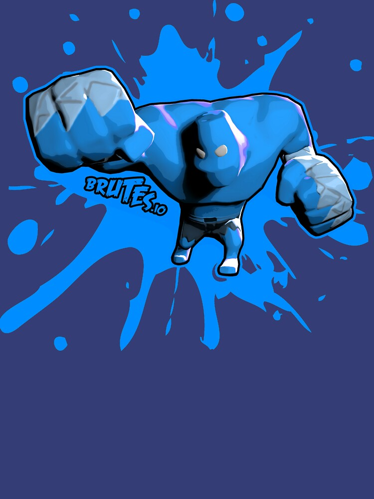 Brutes.io (Brawler Punch Blue) by brutes
