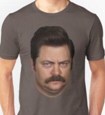 Camiseta unisex Ron Swanson