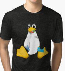 Linux is OP Tri-blend T-Shirt