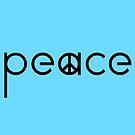 Peace by lizart-designs