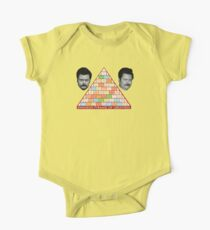 Ron Swanson's Pyramid Of Greatness Kids Clothes