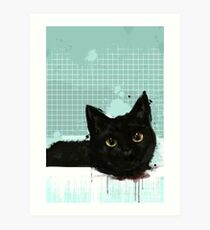 Other People's Pets: Messi Art Print