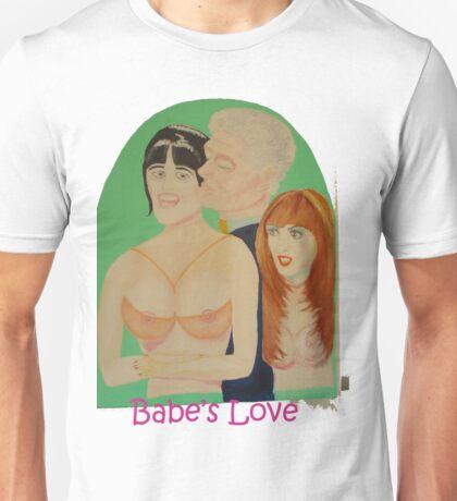 Babe's Love   - Valentine's Day - Sunilism T-Shirt