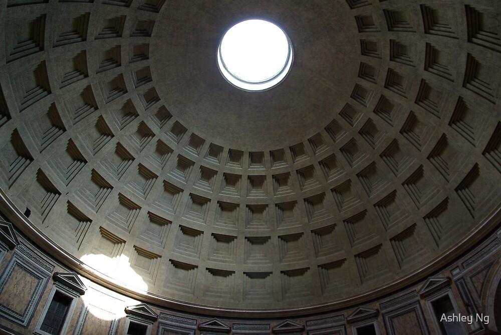 Pantheon by Ashley Ng