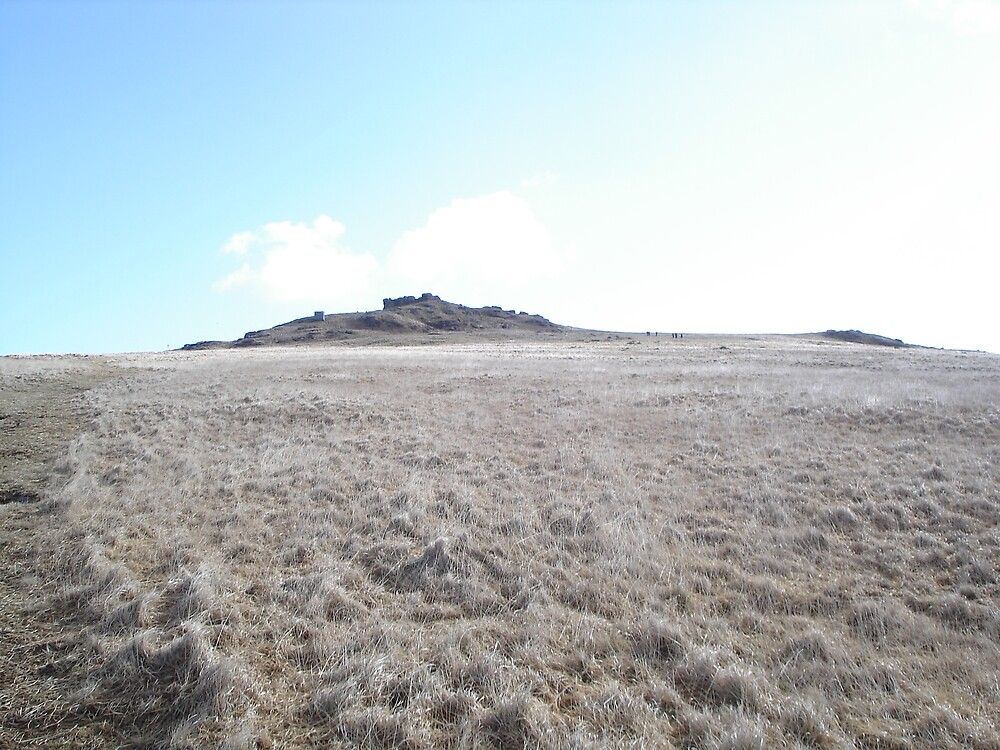 Dartmoor on a good day. by skippy