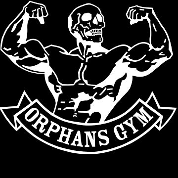 Orphans gym (old father iron) white by thefiddler