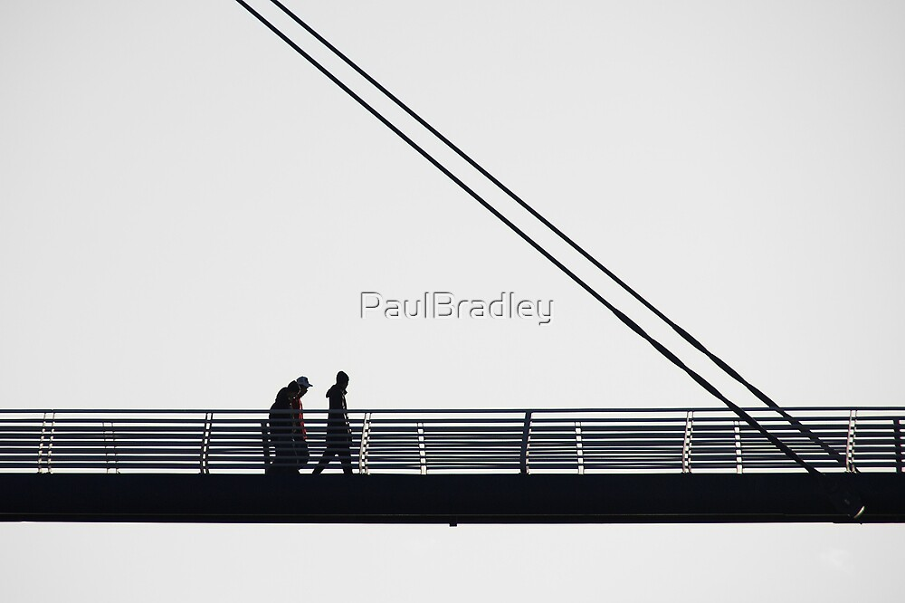 Crossing by PaulBradley