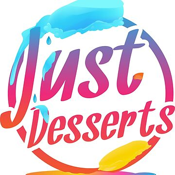 Melting Just Desserts Logo by adamxgrey