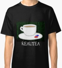 Realitea - Matrix Parody Classic T-Shirt