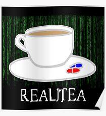 Realitea - Matrix Parody Poster