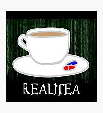 Realitea - Matrix Parody Photographic Print