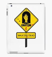 Rick - The Walking Dead  iPad Case/Skin