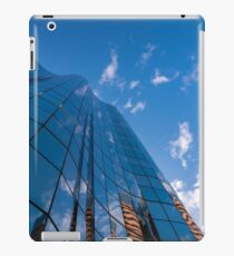 Office building and sky iPad Case/Skin