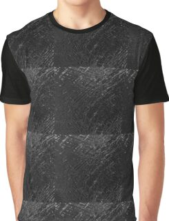 Shiny Water Black Graphic T-Shirt
