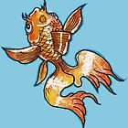 Gold Fish by Brieana
