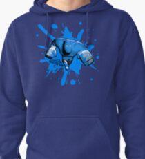 Brutes.io (Brawler Run Blue) Pullover Hoodie