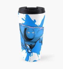 Brutes.io (Brawler Run Blue) Travel Mug