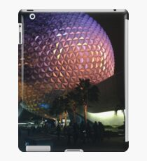 Epcot Night iPad Case/Skin