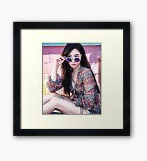 SNSD Tiffany Framed Print