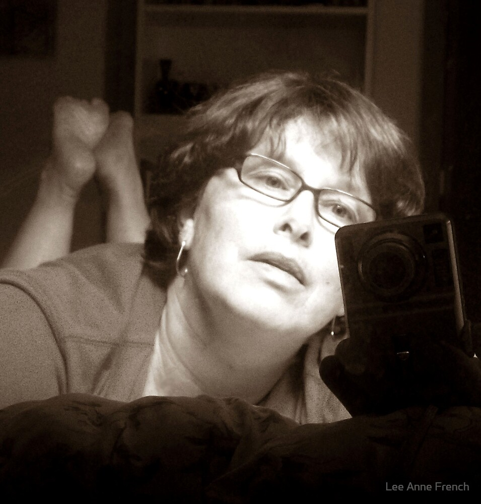 Self Portrait Session by Lee Anne French