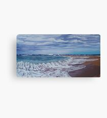 Toowoon Bay Beach NSW Canvas Print
