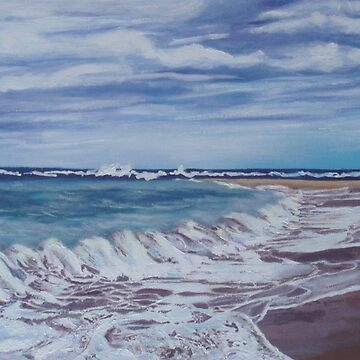 Toowoon Bay Beach NSW by beryl