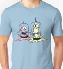 Kang & Kodos Unisex T-Shirt