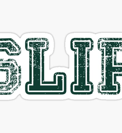 Slip Sticker