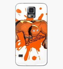 Brutes.io (Behemoth Run Orange) Case/Skin for Samsung Galaxy