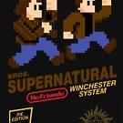 Supernatural Bros. by dauntlessds