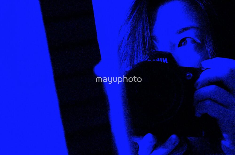 Self Portrait 2 by mayuphoto