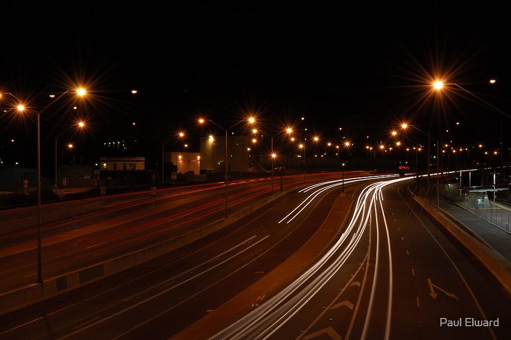 Night Lights by Paul Elward