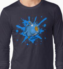 Brutes.io (Chibbit Blue) Long Sleeve T-Shirt