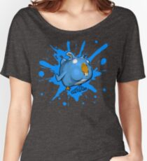 Brutes.io (Chibbit Blue) Women's Relaxed Fit T-Shirt