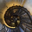 Monumental Spiral Staircase by farmbrough