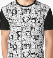 ahegao - all hail HIRAME Graphic T-Shirt
