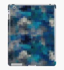Puzzle waves iPad Case/Skin