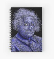 Science Lives!: Einstein Spiral Notebook