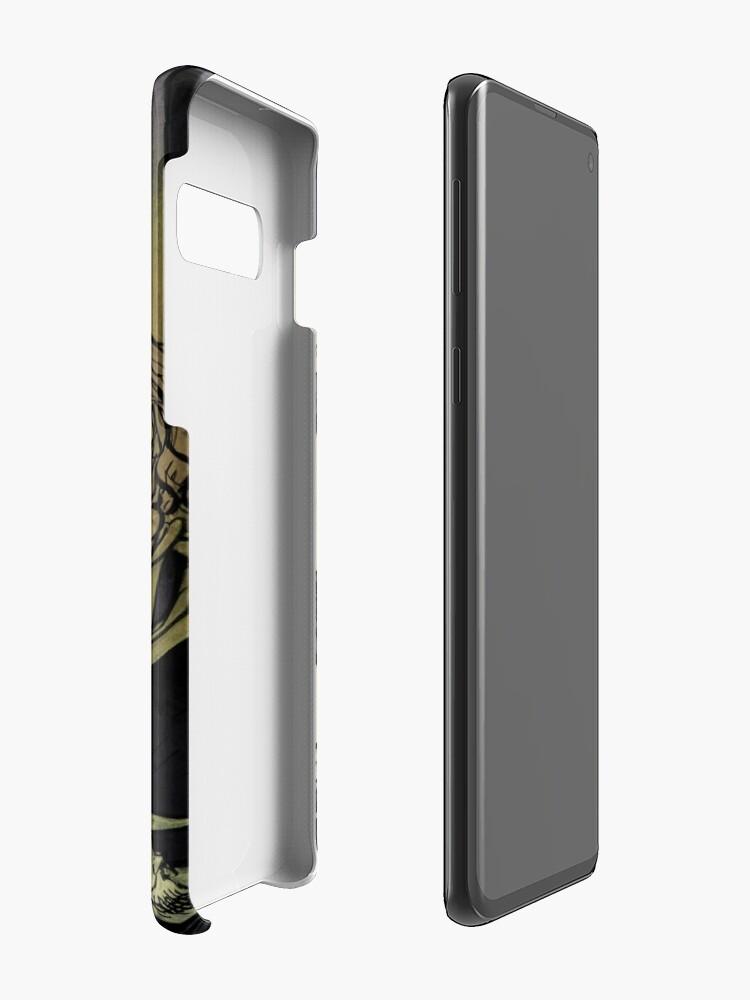 Alternate view of seance Case & Skin for Samsung Galaxy