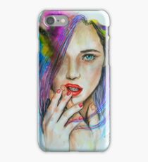 Touch Me iPhone Case/Skin