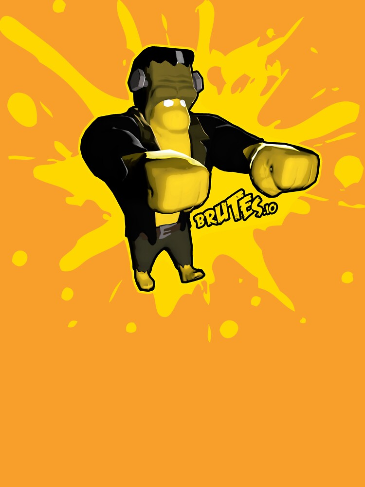 Brutes.io (Costume Frankenbrute Yellow) by brutes