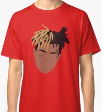 XXXTENTACION Minimal Design - Red Classic T-Shirt