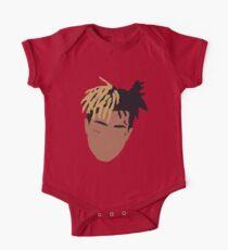 XXXTENTACION Minimal Design - Red Kids Clothes