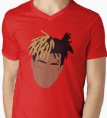 XXXTENTACION Minimal Design - Red T-Shirt